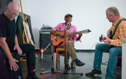Kubanischer Abend mit Dieter Wüster-Lindenau, Alvarado und Walter Jotzo am 19.10.19
