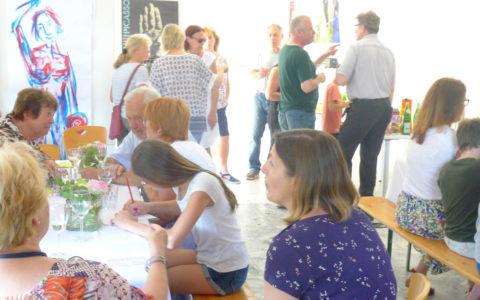 Eröffnung Kulturtrommel am 2.6.19 - Gäste